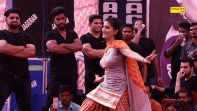 Sapna Chaudhary Latest Dance Video 2021