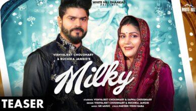 Milky Song Sapna Choudhary