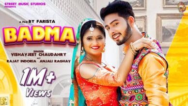 Badma | Anjali Raghav New Song