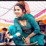 New Haryanavi Video Haryanvi | मुस्कान बेबी का इशारा | Muskan Baby Stage Dance