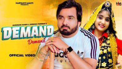 Demand Renuka Panwar New Song