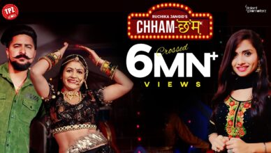 Chham Chham Official Video