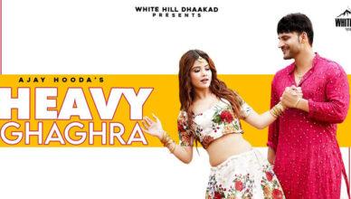 AJAY HOODA : Heavy Ghaghra