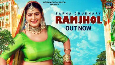 Ramjhol : Sapna Chaudhary New Dance VIDEO